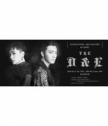 Super Junior D&E 台北演唱會 2019 門票價錢座位圖及售票日期
